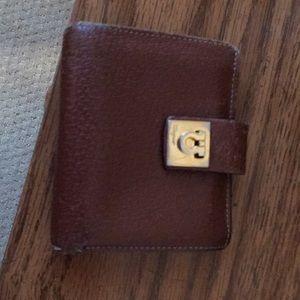 Faragamo wallet